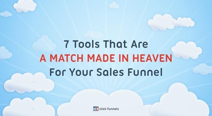 tools sales funnel