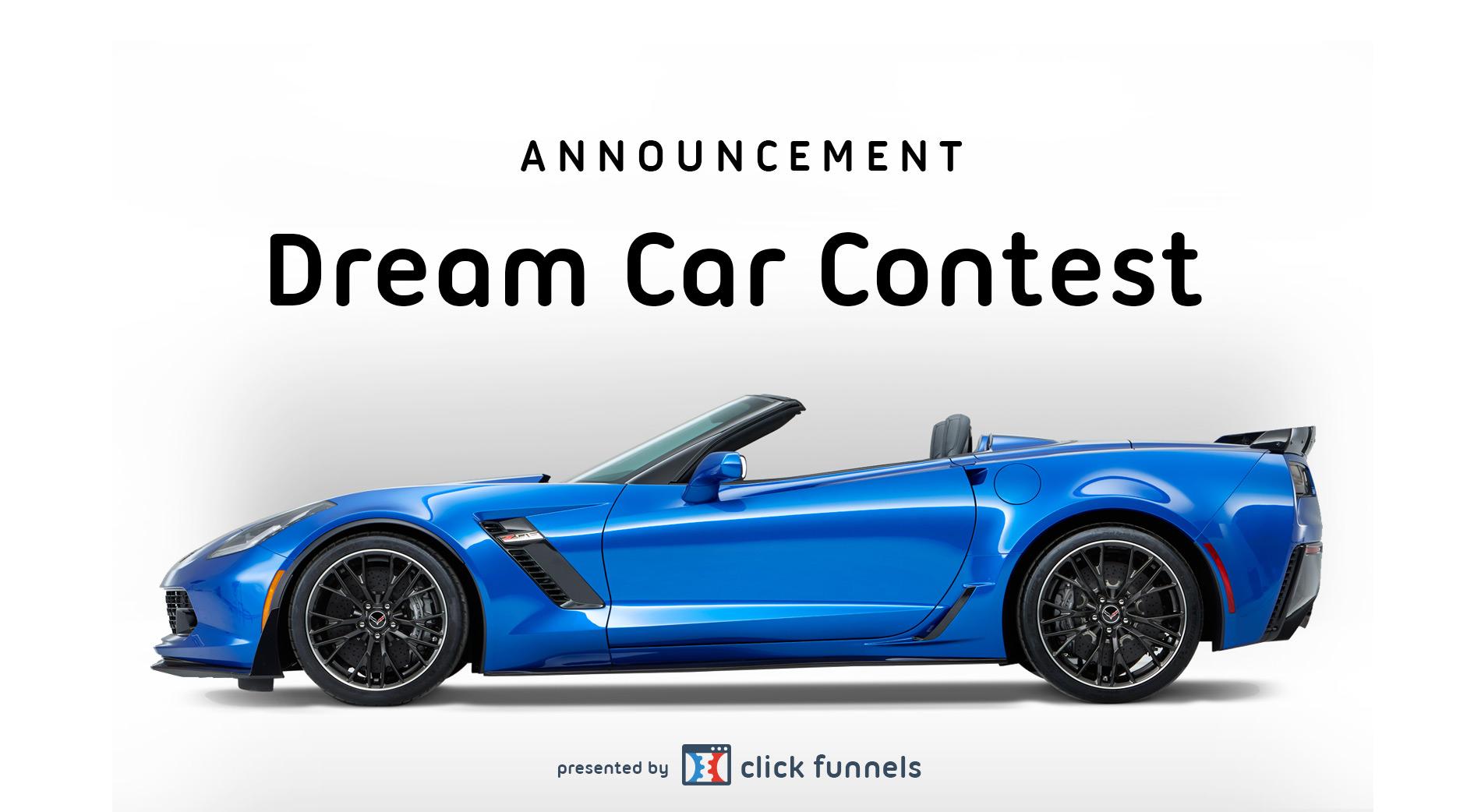 dream car contest