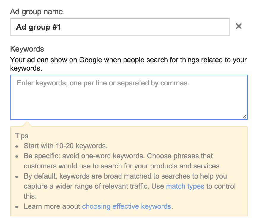 How To Launch Your First AdWords Ad Starting At $5/Day