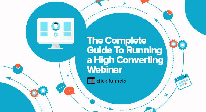 high converting webinar