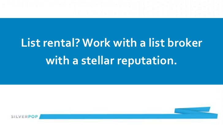 Advanced] Complete Guide To Renting An Email List - ClickFunnels