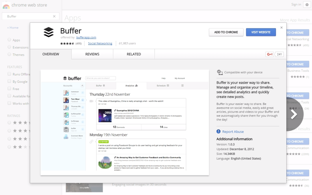 Chrome Apps And Extensions For Smart Marketers - ClickFunnels