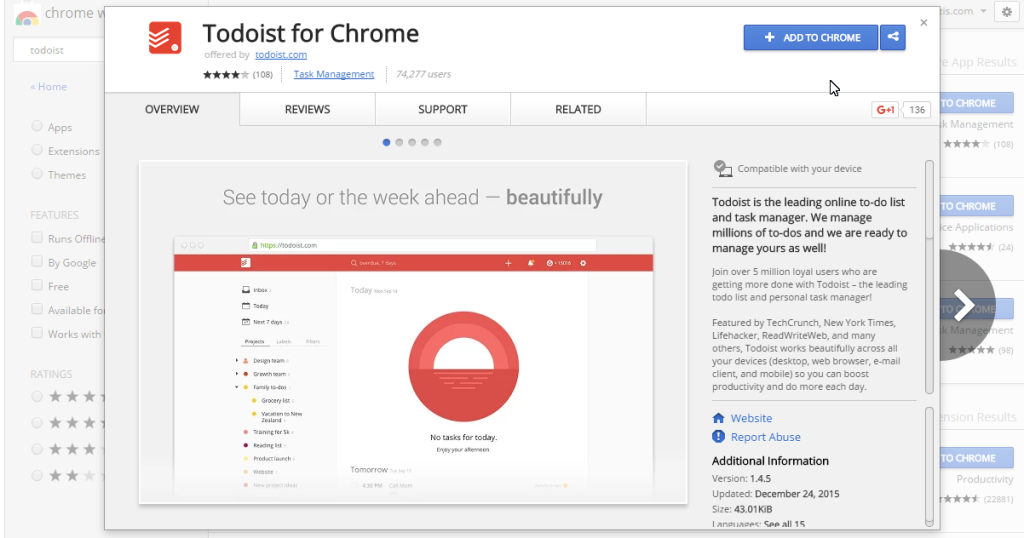 Top Chrome Extensions To Lift Your Productivity - ClickFunnels