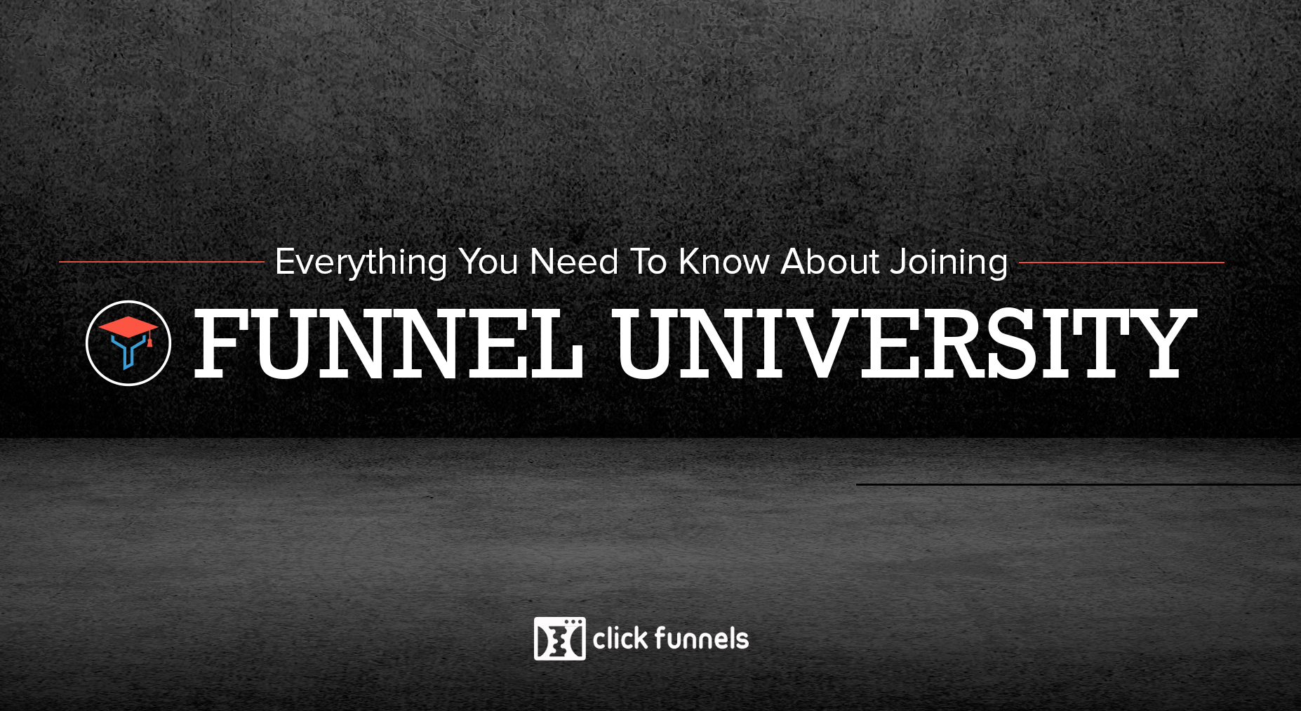 An Unbiased View of Clickfunnels University