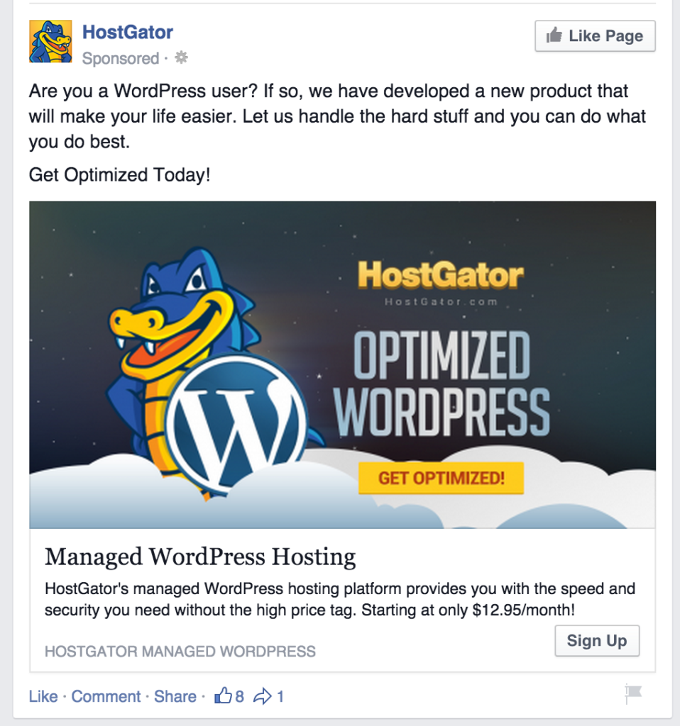 Facebookhost