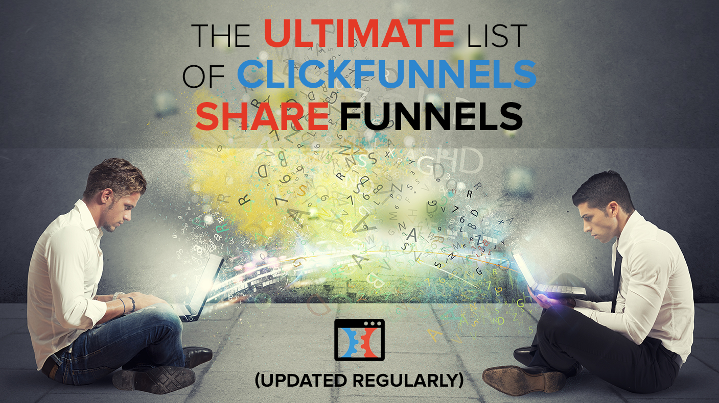 Fascination About Clickfunnels Share Funnels