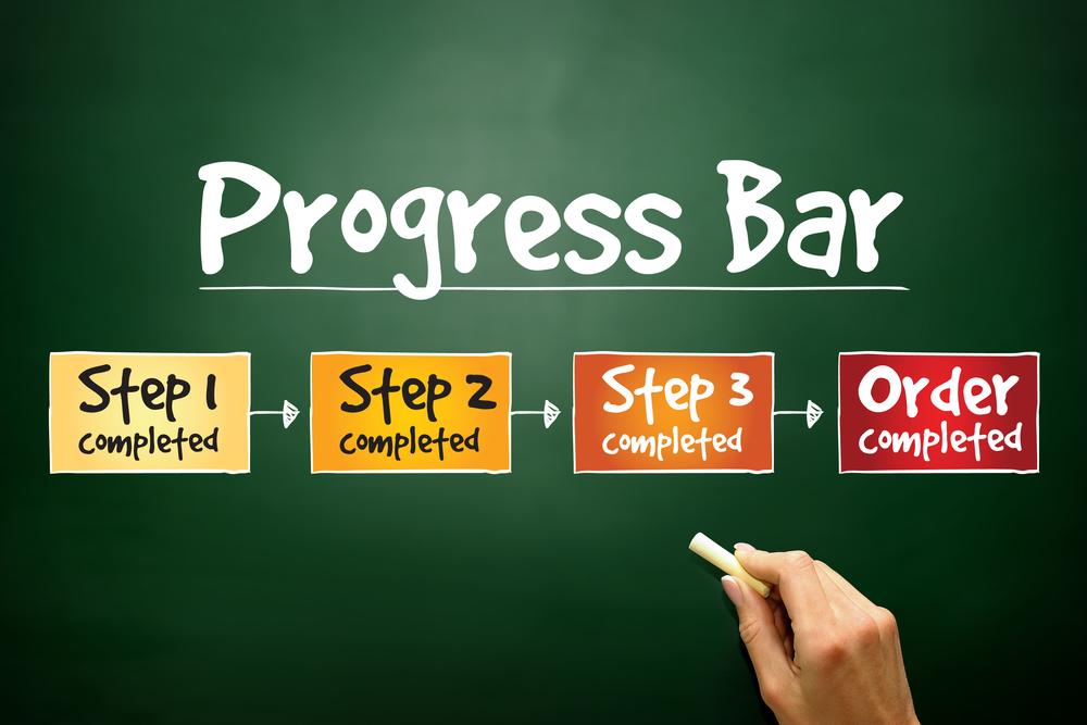 Progress Bar process