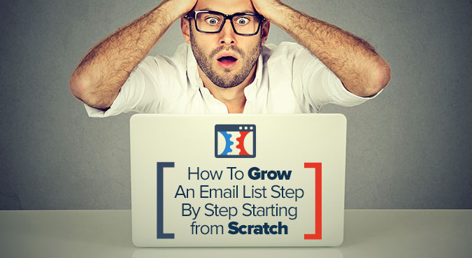grow email list