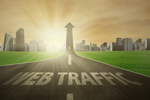 how to increase your web traffic with the right source