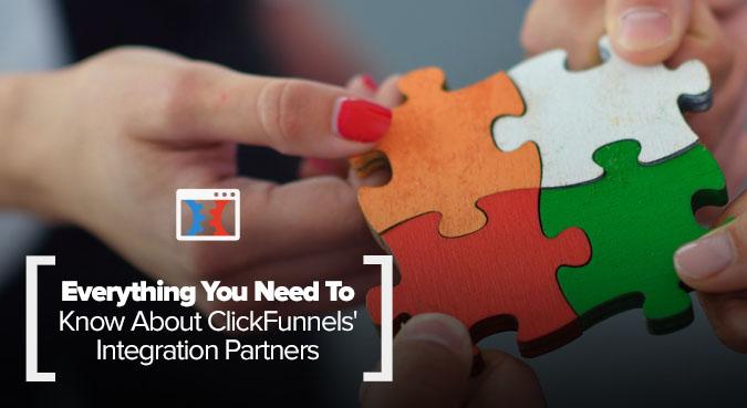 clickfunnels integrations partners