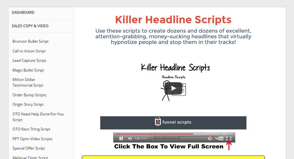 funnelscripts-headline