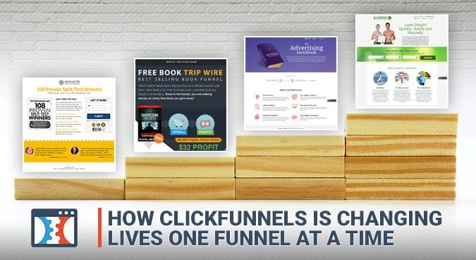 The Clickfunnels Blog Diaries