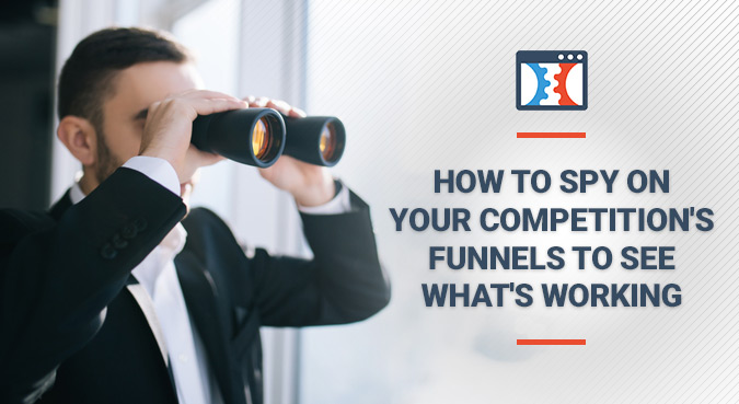 spy competition's funnels