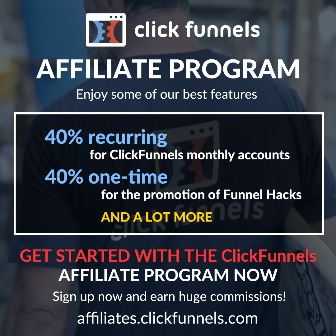Not known Incorrect Statements About Clickfunnels Affiliate Payout