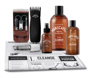Manscaped Product Lineup