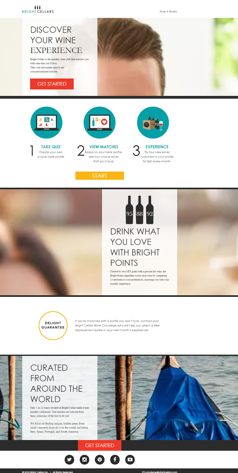 Wine Quiz Clickfunnels
