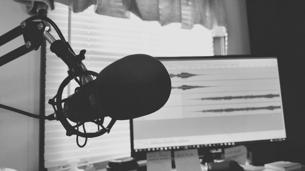 Podcast to generate leads