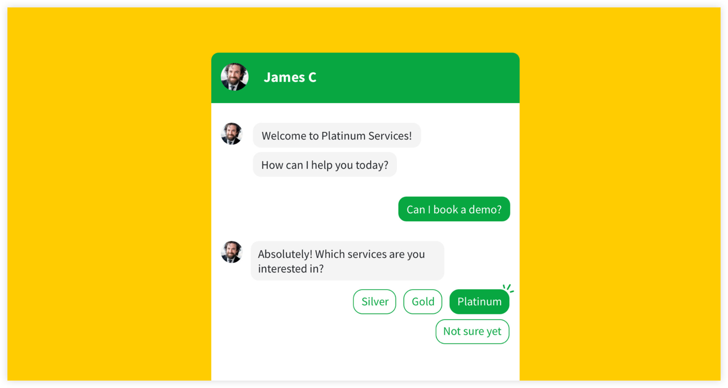 Pipedrive Chatbot