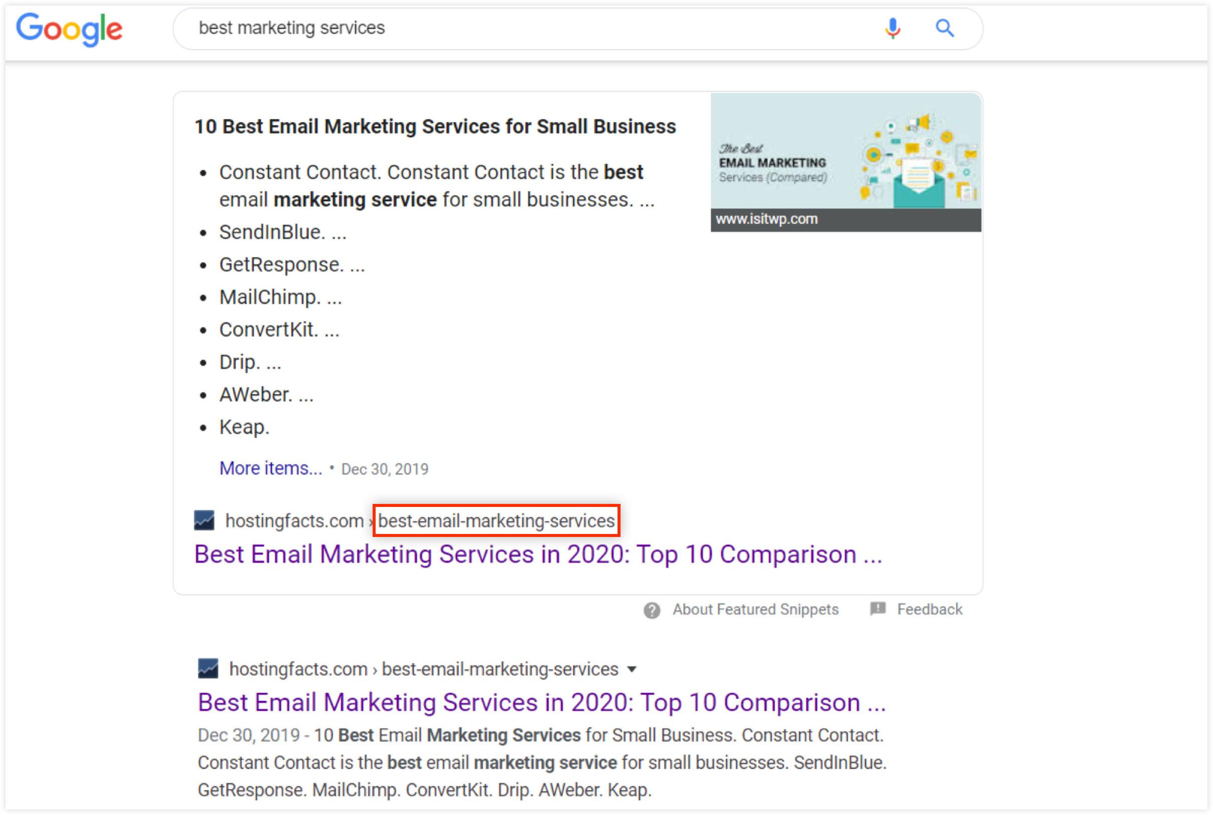 Google Search Result Screenshot | ClickFunnels