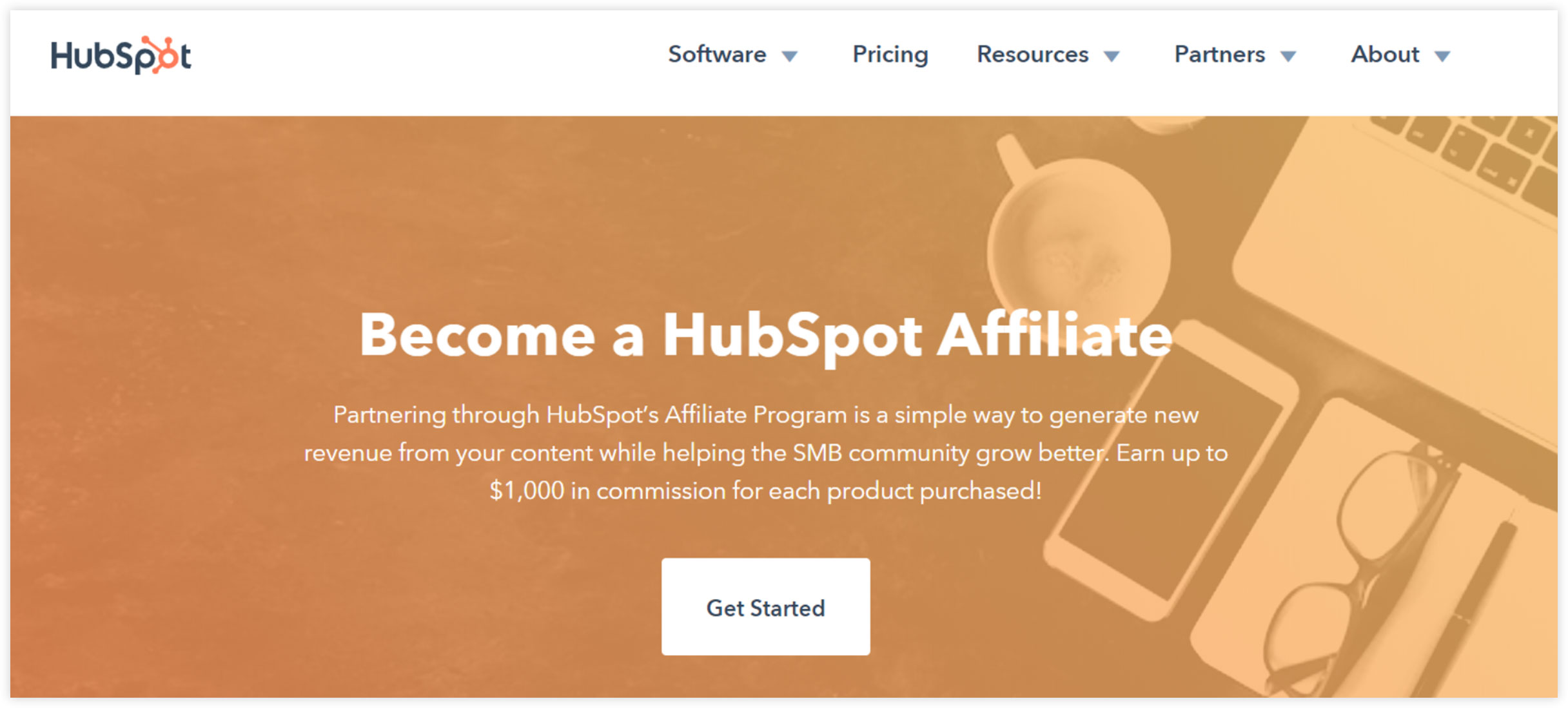 Affiliate Marketplace - HubSpot