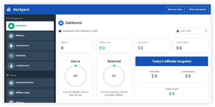 clickfunnels affiliate earning dashboard