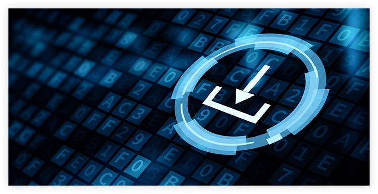 gated download icon