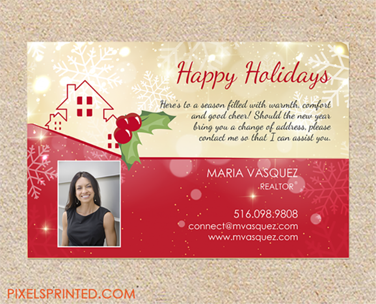 real estate direct email example