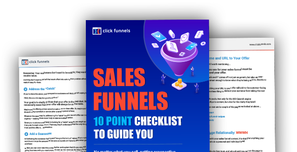 The Definitive Guide on How to Create a Sales Funnel