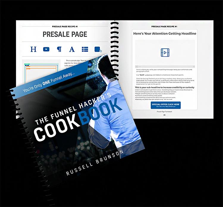 the funnel hacker's cookbook