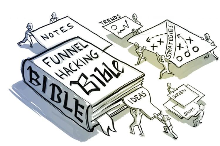 funnel hacking bible