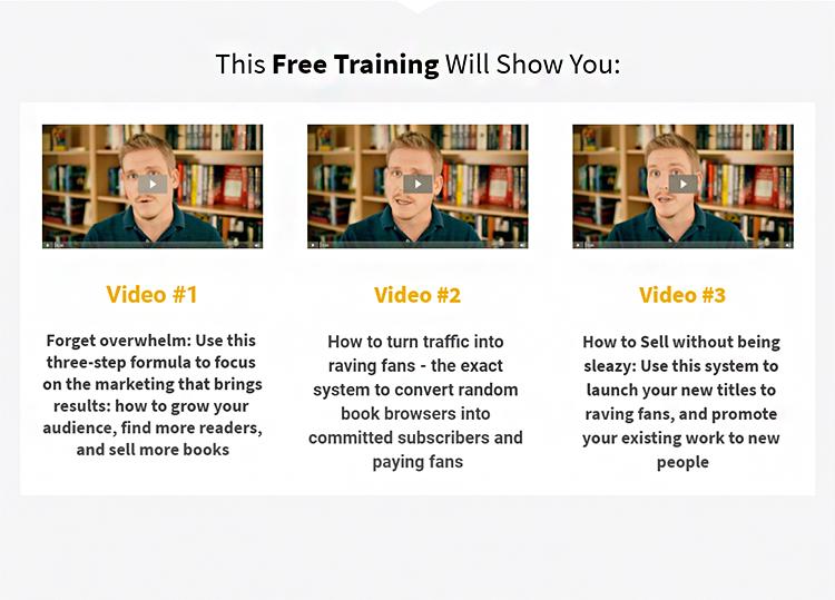 Free training video series example
