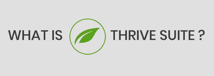 Thrive Themes, what is Thrive Suite graphic.
