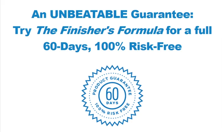 60-day money-back guarantee graphic.