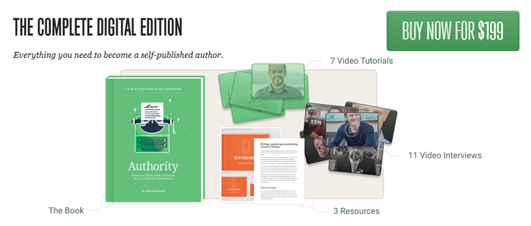 ConvertKit extra features upsell for The Complete Digital Edition Graphic.