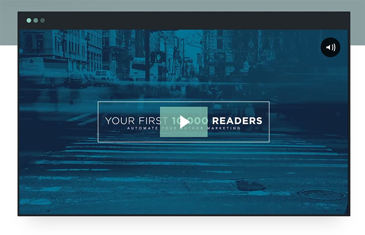 Add Video to Your Landing Page, example.