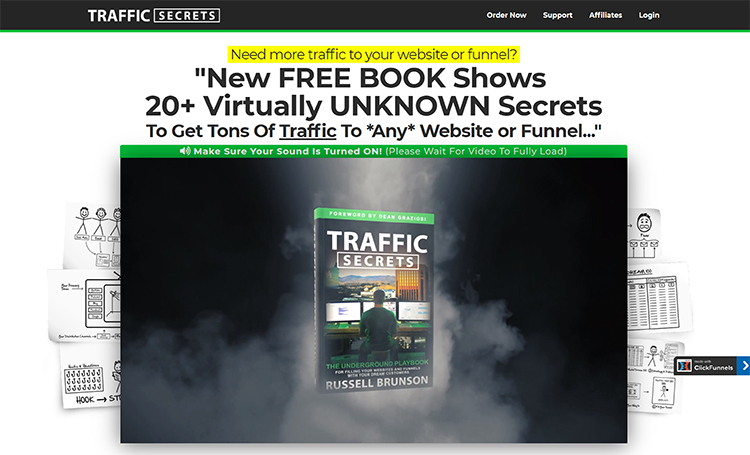 Promote Your Lead Magnet, free ebook example.
