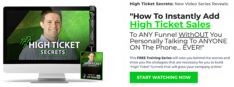 Create a Compelling (and Relevant) Sales Funnel landing page example.