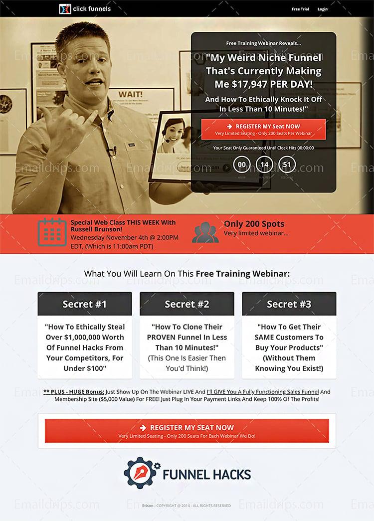 Strategies For B2B Lead Generation, webinars.